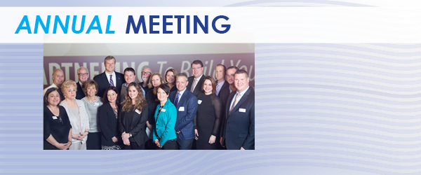 2018 Annual Meeting & Breakfast: Save The Date – March 14, 2018