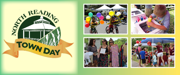 North Reading Town Day – Sunday June 3, 2018 at Ipswich River Park