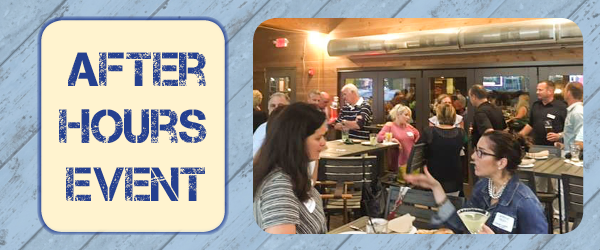 Join Us For Evening After-Hours Networking!