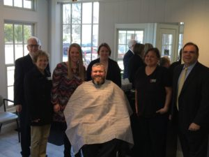 Reading Sq Barber Grand Opening