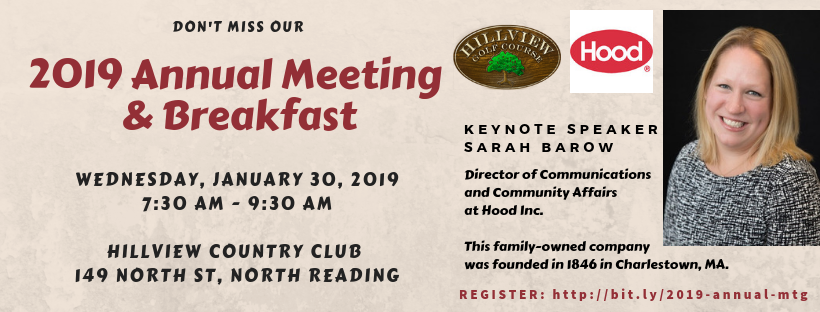 Jan 2019 Annual Meeting